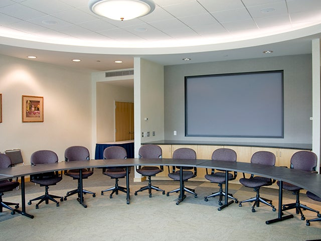 view gallery board room