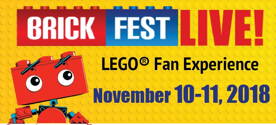 Brick Fest Live!