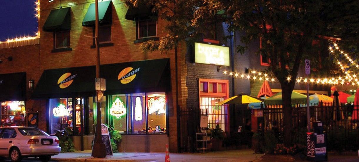 Restaurants Saint Paul Rivercentre