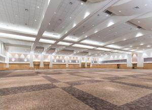 RiverCentre_Grand Ballroom Empty