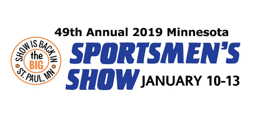 2019 Minnesota Sportsmen's Boat, Camping & Vacation Show