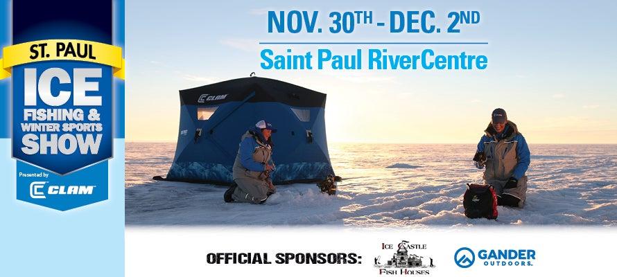 St. Paul Ice Fishing & Winter Sports Show
