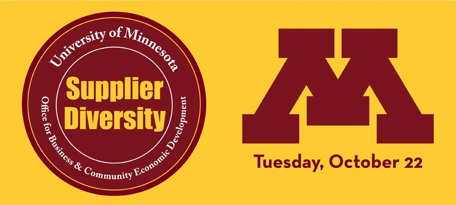 University of Minnesota 2019 Supplier Diversity Expo